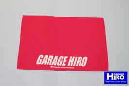 GHG008 GARAE HIRO PIT TOWEL ver.2 Pink Color