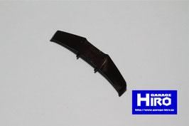GHA189 Rear Wing Ver.2 Black for Chevrolet Corvette ZR1