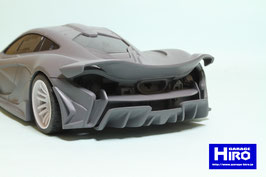 GHA170  Rear Diffuser Ver.1 for for McLaren P1