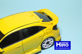 GHA173 Rear Wing Ver.1 for HONDA CIVIC Type R