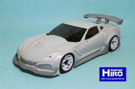 GHA182 Aero Parts Set Ver.1 for Chevrolet Corvette ZR1