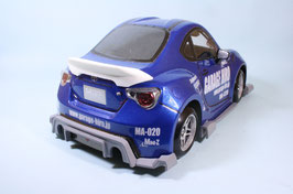 GHC007 Rear Wing Ver.3 for TOYOA86