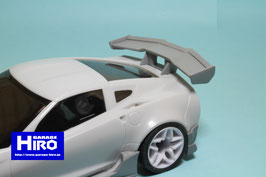 GHA185 Rear Wing Ver.3 for Chevrolet Corvette ZR1