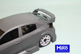 GHA174 Rear Wing Ver.2 for HONDA CIVIC Type R