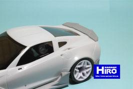 GHA183 Rear Wing Ver.1 for Chevrolet Corvette ZR1