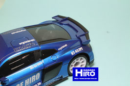 GHA136 Rear Wing Ver.1 for Audi R8 2015