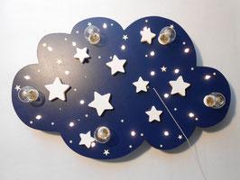 """Deckenleuchte """"STARS"""" dunkelblau"""