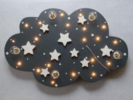 """Deckenleuchte """"STARS"""" anthrazit"""