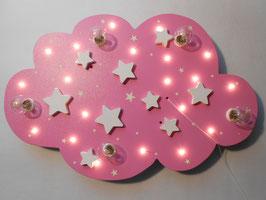 """Deckenleuchte """"STARS"""" rosa"""