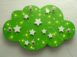 """Deckenleuchte """"STARS"""" hellgrün"""