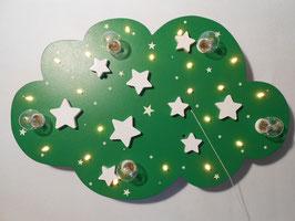 """Deckenleuchte """"STARS"""" grün"""