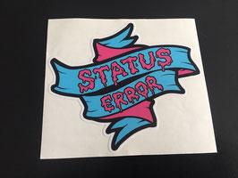 Status Error #3
