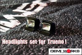 Front headlights Trueno