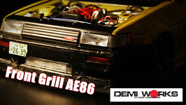 AE86 Front Grill (Levin)
