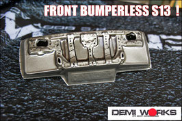 Bumperless front S13