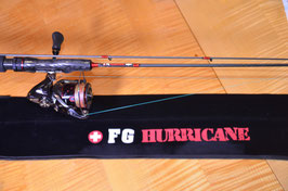 FG Hurricane Black Edition 2.00m
