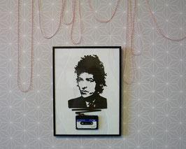 "TAPEART  Kassettenbild  : ""Dylan"""