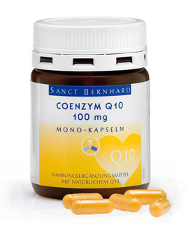 Coenzym Q10 100 mg Mono-Kapseln