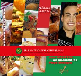Mes recettes incontournables Pays basque (Prix exceptionnel)