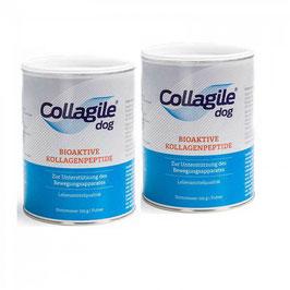 Collagile ® dog 225g - 2er-Paket