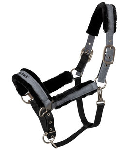 Back on Track Haze Collection Halter- grau