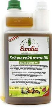 Ewalia Schwarzkümmelöl für Pferde
