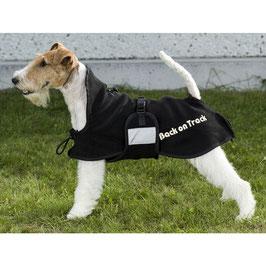 Back on Track Hundefleecemantel Supreme 21 cm - 91 cm