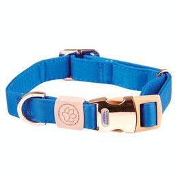 Weatherbeeta Elegance Hundehalsband blau