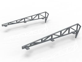 The Zeugo roof construction parts (Set of 2)