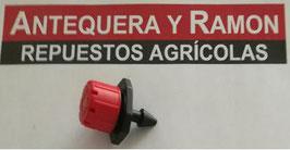 Gotero pinchado regulable R-70