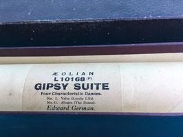 muziekrol Gipsy Suite by Edward German