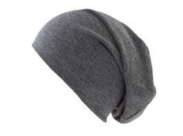 Dunkelgraue Beanie Mütze