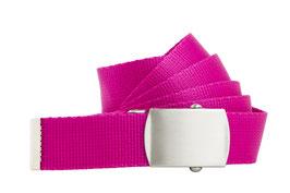 Bandgürtel 3cm pink