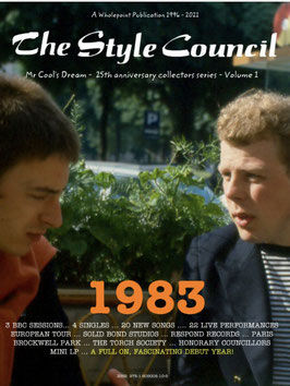 """""""1983"""". 56 page book. ISBN: 9781909008106"""