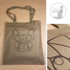 Stofftasche French Bulldog