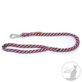 Kurzführer, Farbe schoko-pink