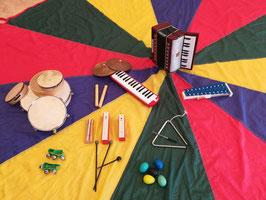 Mutter-Kind-MusikKUR(s) – Zeit für Sie und Ihr Kind