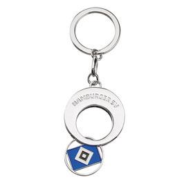 HSV Schlüsselanhänger mit Chip