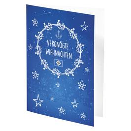 HSV Weihnachtskarte