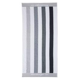 HSV Handtuch grau