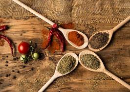 Aromatisch & gut (Universalgewürz)