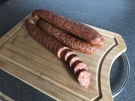 Original Ungarische Kolbasz ca 375 Gramm (Handmade)