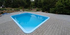 Schwimmbecken Kuba