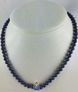 Dumortierit - Halskette