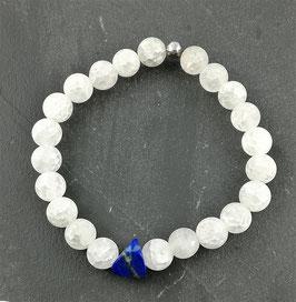 Bergkristall (Quarz)-Armband