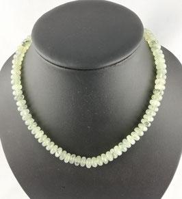 Prehnit grün - Halskette