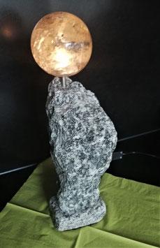 Tischlampe (Schwangere Frau)