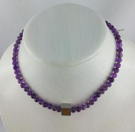 Amethyst  - Halskette