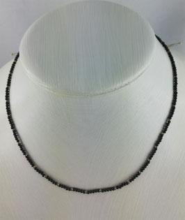 Hämatit/ Rekonstruiert - Halskette