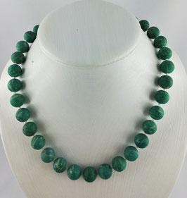 Amazonit (Feldspat) - Halskette
